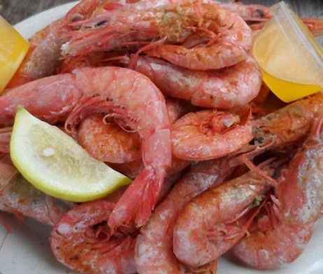 IQF-Royal Red Jumbo Shrimp (heads on) 25+ lbs. | Key West Seafood ...